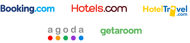 Hotel booking partners